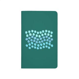 Blue Waves Pocket Journal
