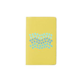 Blue Waves Pocket Notebook