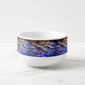 Blue Waves! Soup Mug