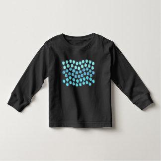 Blue Waves Toddler Long Sleeve T-Shirt