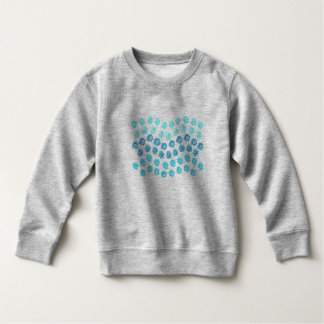 Blue Waves Toddler Sweatshirt