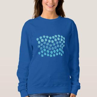 Blue Waves Women's Basic Sweatshirt