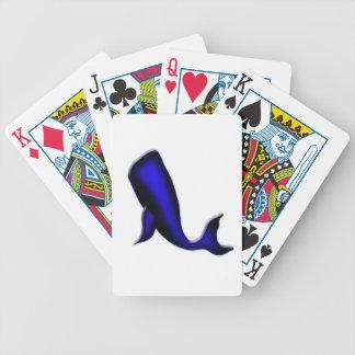 blue whale poker deck
