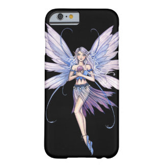 Blue Whispers Fantasy Fairy Art Barely There iPhone 6 Case