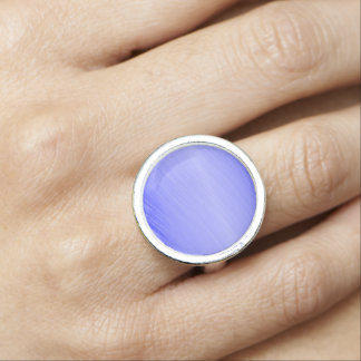 Blue Whisps Ring