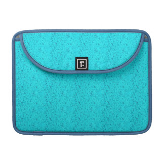 Blue white water colour lap top sleave sleeve for MacBooks