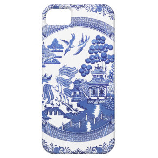 Blue Willow pattern iPhone 5 Cases