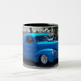 Blue Willys Mug