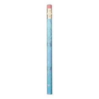 Blue Wings Pencil