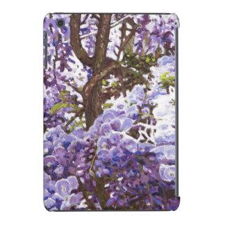 Blue wisteria 2011 iPad mini cover