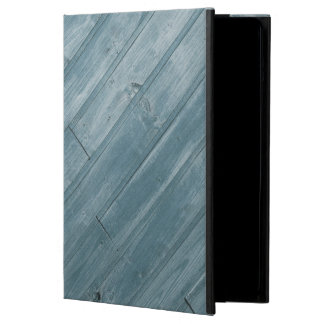 Blue Wood Texture ipad case