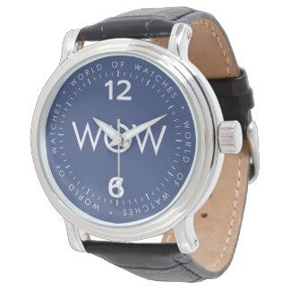 Blue WOW - 0100WM Watch