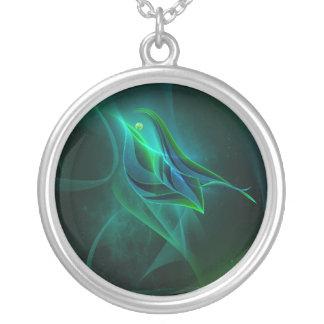Blue Wren Necklace V.1.0