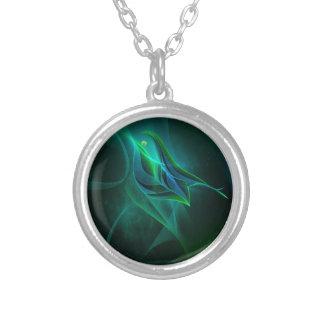 Blue Wren Necklace V.2.0