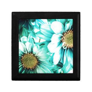 Blue & Yellow Daisies Gift Box