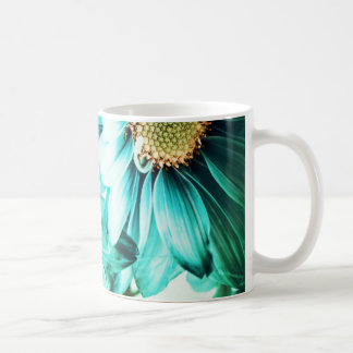 Blue & Yellow Daisies Mug