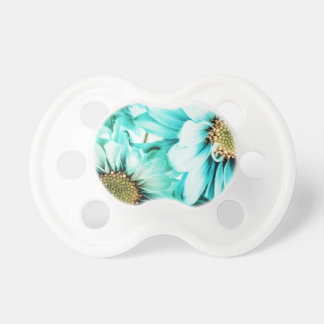 Blue & Yellow Daisies Pacifier