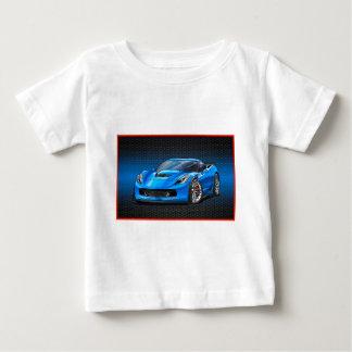 Blue_Z06 Baby T-Shirt