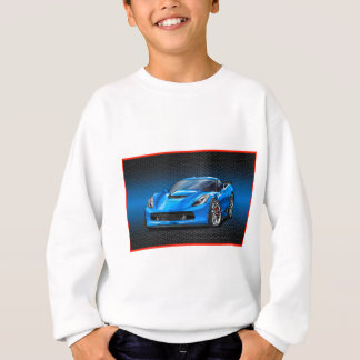Blue_Z06 Sweatshirt