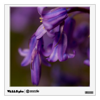 Bluebell design cards and paper products wall sticker