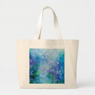 Bluebell Dreams Large Tote Bag