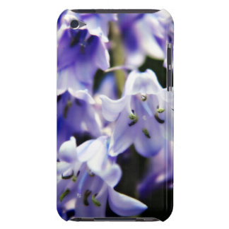 Bluebell flower barely there iPod covers