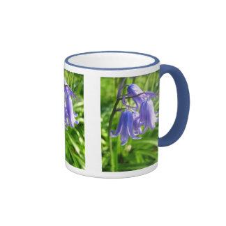 Bluebell flowers - Mug