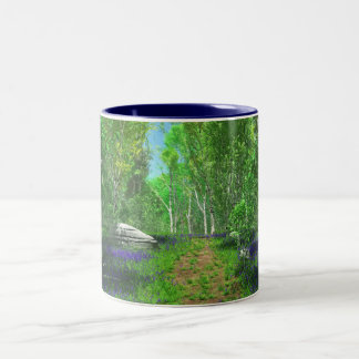Bluebell Light Mug