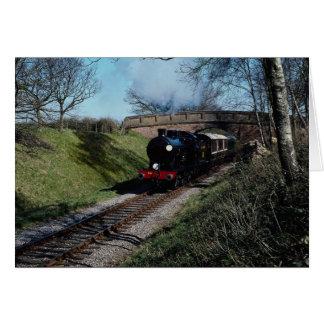 Bluebell Railway Q Class No. 541 Card