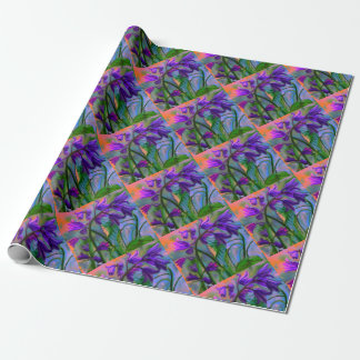 Bluebell Spring Wrapping Paper