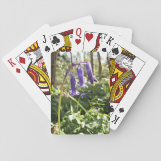 Bluebells Classic Playing Cards