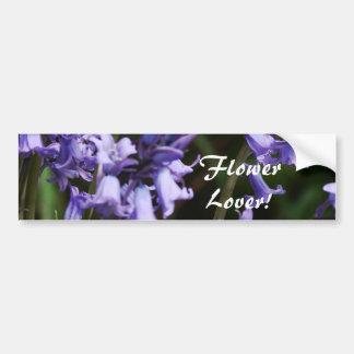 Bluebells Flowers Bumper Sticker