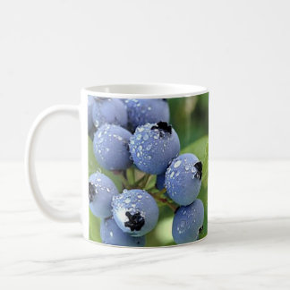 Blueberries, A Summertime Fruit Coffee Mug