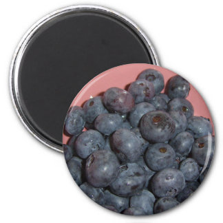 Blueberries CricketDiane Art, Design & Photography Magnet