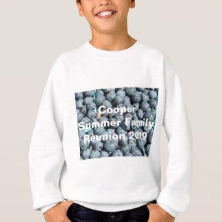Blueberries Customizable Clothing Sweatshirt