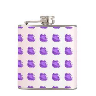 Blueberries for Him Hip Flask