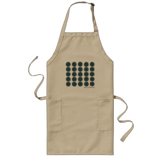 Blueberries in Chocolate Apron