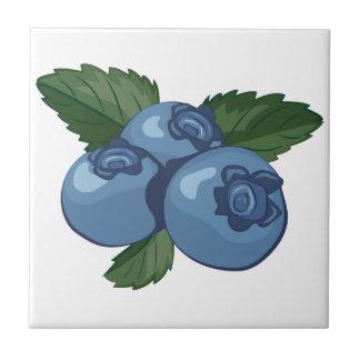 Blueberries Tile