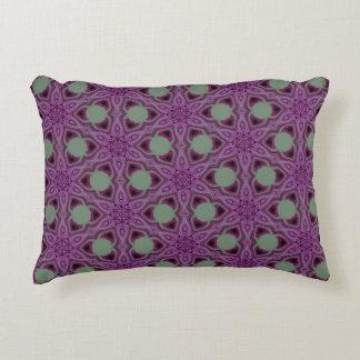 Blueberry blossom 2 decorative pillow
