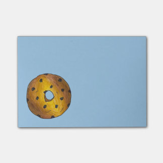 Blueberry Cake Donut Doughnut Foodie Post Its Post-it Notes