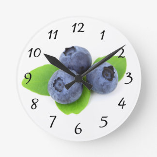 Blueberry Clock