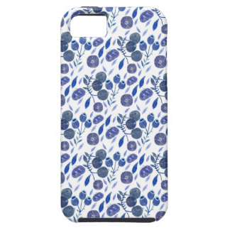 blueberry crush iPhone 5 case