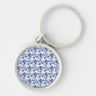 blueberry crush keychain
