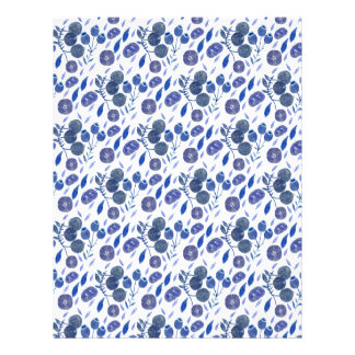 blueberry crush letterhead