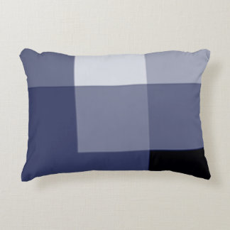 Blueberry Light Shades Accent Pillow by Janz