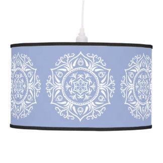 Blueberry Mandala Pendant Lamp