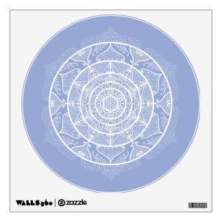 Blueberry Mandala Wall Decal