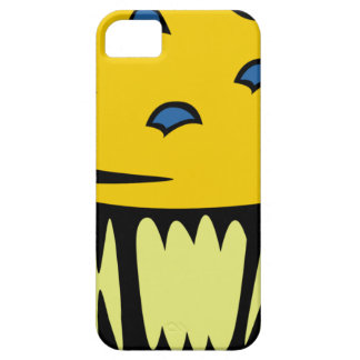 Blueberry Muffin Cartoon Case For The iPhone 5