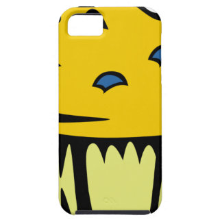 Blueberry Muffin Cartoon iPhone 5 Cover