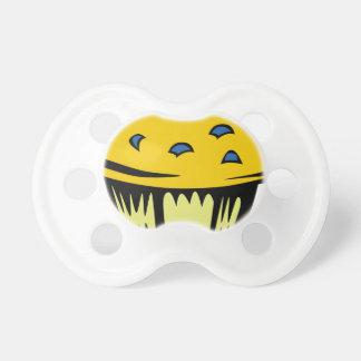 Blueberry Muffin Cartoon Pacifier